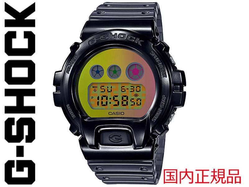 G-SHOCK G SHOCK GSHOCK ジーショック CASIO カシオ 腕時計 3230 DW-6900SP-1JR 6900 SPECIAL COLOR スペシャル カラー クリア メンズ レディース 男 女 日本正規品 スケルトン ミラー ギフト プレゼント 誕生日 お祝い