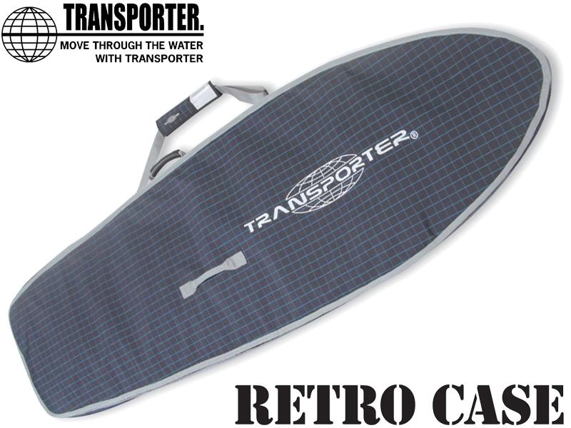 TRANSPORTER トランスポーター RETRO CASE 15時までのご注文で即日発送可 土日祝含む ファーストケースレトロボード 6'0