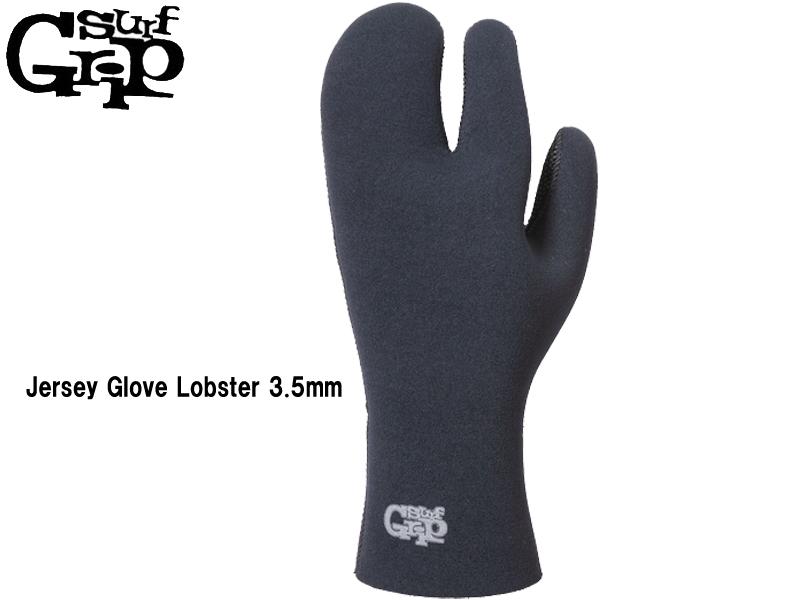 SURF GRIPのグローブです 海外 寒冷地仕様のロブスター型グローブ 15時までのご注文で即日発送 土日祝可 Surf Grip SURFGRIP サーフグリップ グローブ 手袋 Jersey Glove Lobster 3.5mm ラバー OUT 寒冷地 AXXE 防寒 CLASSIC セール 海 BREAKER 保温 リペル 日本製 サーフ 3本指 ドットプリント サーフィン ロブスター