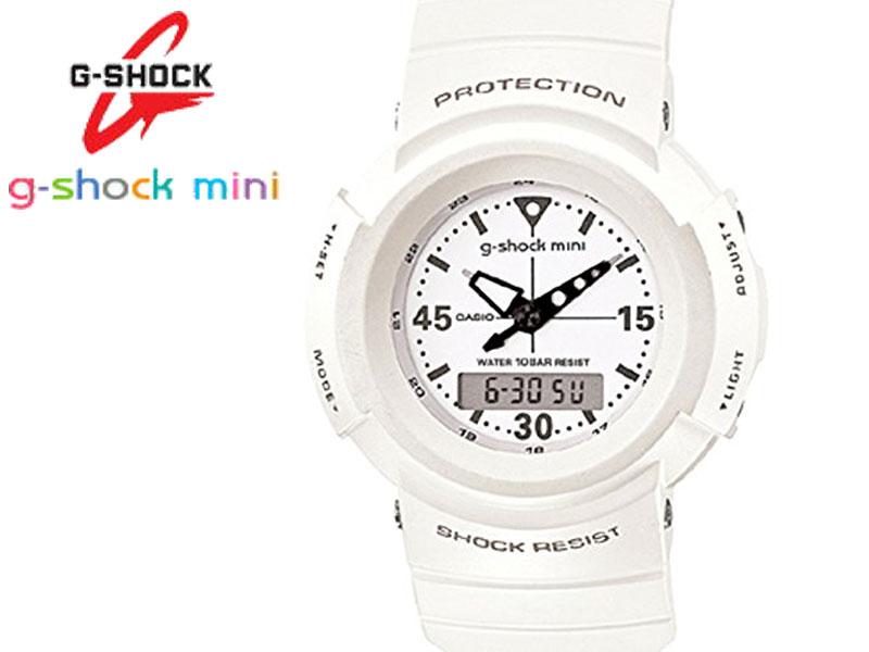 G-SHOCK G SHOCK GSHOCK ジーショック mini ミニ CASIO カシオ GMN-500-7BJR ショップ限定品 限定クリスマス プレゼント ギフト 腕時計 防水 Gショック 5416
