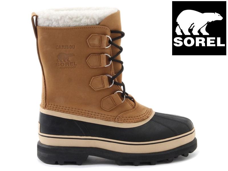 ソレル【SOREL】 カリブ― CARIBOU NM1000 ブーツ メンズ 靴 防寒 冬用 防水 冬靴 ウォータープルーフ 送料無料 27cm