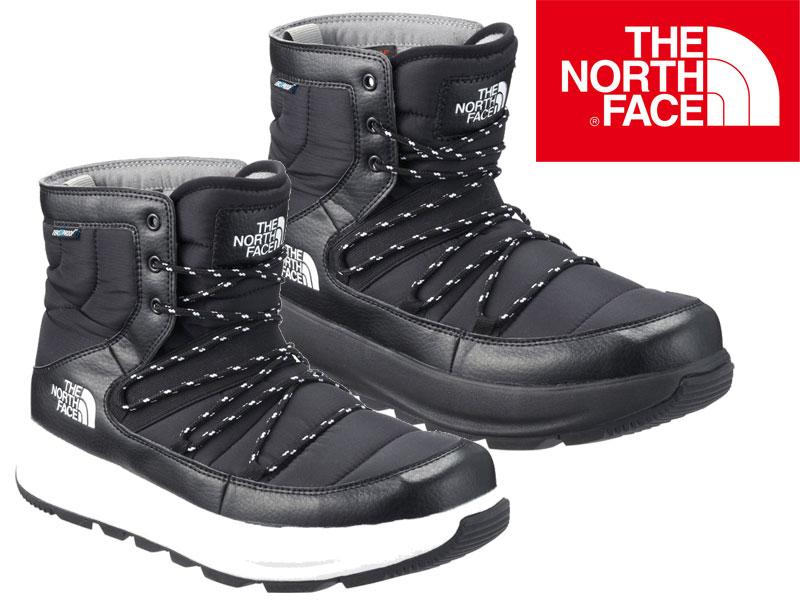 THE NORTHFACE ザ ノースフェイス Apres Lace NF51881 Bootie ユニセックス アプレレース ブーツ ブーティー 靴 防水 アウトドア 25cm 26cm 27cm