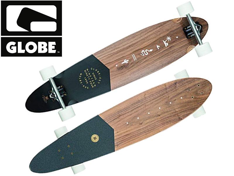 【GLOBE】 グローブ 40インチ コンプリート ピンナー クラシック Pinner Classic 完成品 サーフスケート スケートボード ソフトウィール サーフィン 陸トレ ロングボード ロンスケ 送料無料