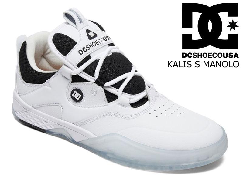 DC SHOES ディーシーシューズ メンズ DS191002KALIS S MANOLO ADYS100483 スニーカー シューズ DS191001 靴 ミッドソール クリアソール アウトソール 日本正規品 26cm 27cm