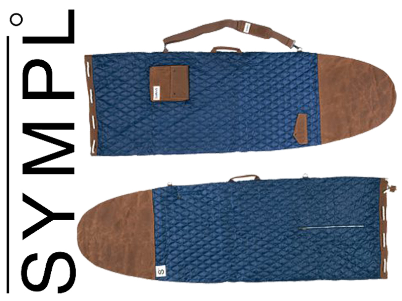 SYMPL シンプル The Siesta Bag 6'1
