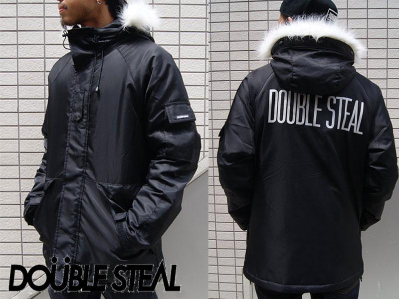 ダブルスティール ブラック DOUBLE STEAL BLACK Militaly Field Jacket 755-62201 ジャケット ミリタリー アウター メンズ ファッション オーリー サムライ 送料無料