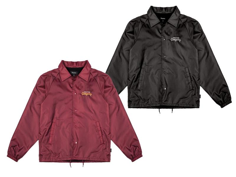 Brixton BRIXTON Ditmar Windbreaker 2015 FALL jackets coach jacket