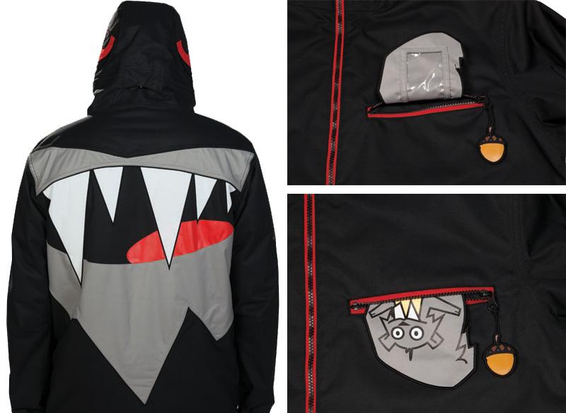 BRAYZ 686 SIX EIGHT SIX LIMITED EDITION Snow Wear Jackets 2013 2014