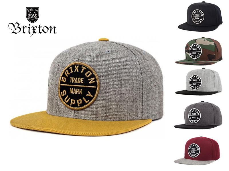 BRIXTON   Brixton   OATH III   snap back Cap    HAT Hat   Hat   Cap   Surf    Surf  SURF SKATE   skating   Street fashion and men s apparel   Fad    trend ... 18cbfbd0883