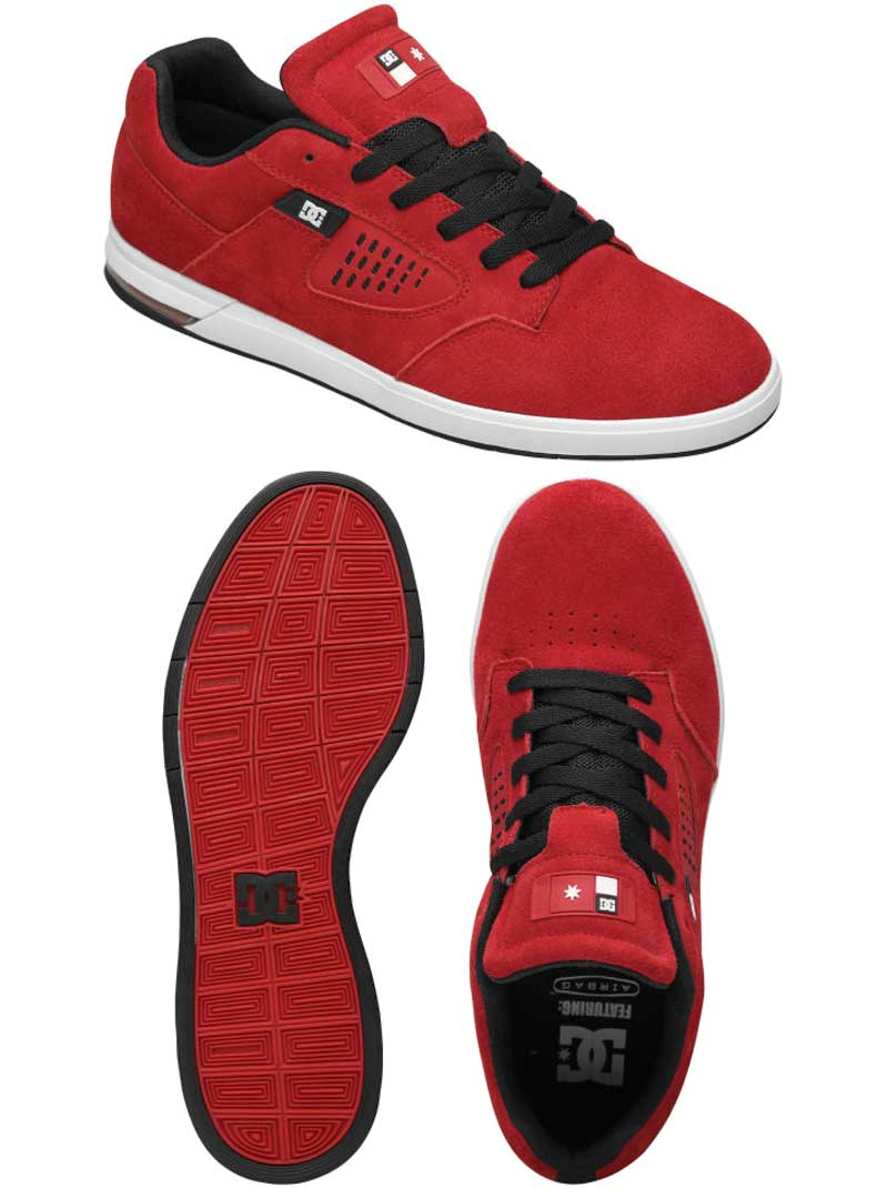 DCShoes DC Shoes DC shoes CENTRIC S 320030 Sneakers Shoes shoes skate board skateboard SKATE air-cushion airbag