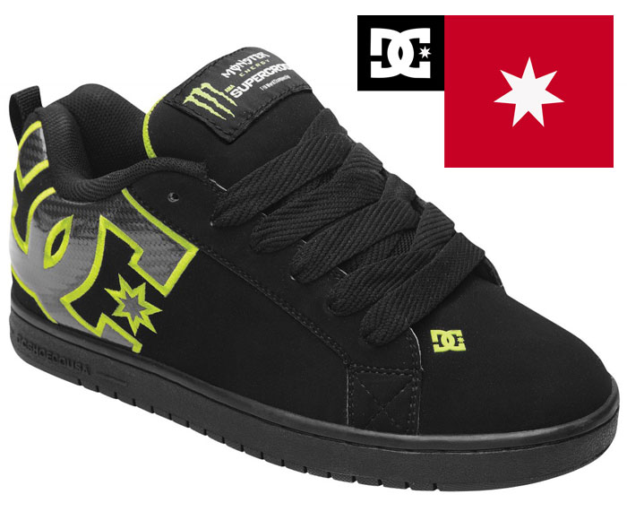 7095339e33a BRAYZ  DC Shoes DCShoes   ディーシーシュー   Shoes   Sneakers   Monster Energy   MonsterEnergy Monster Energy   skate shoes 303399     COURT GRAFFIK SX ...