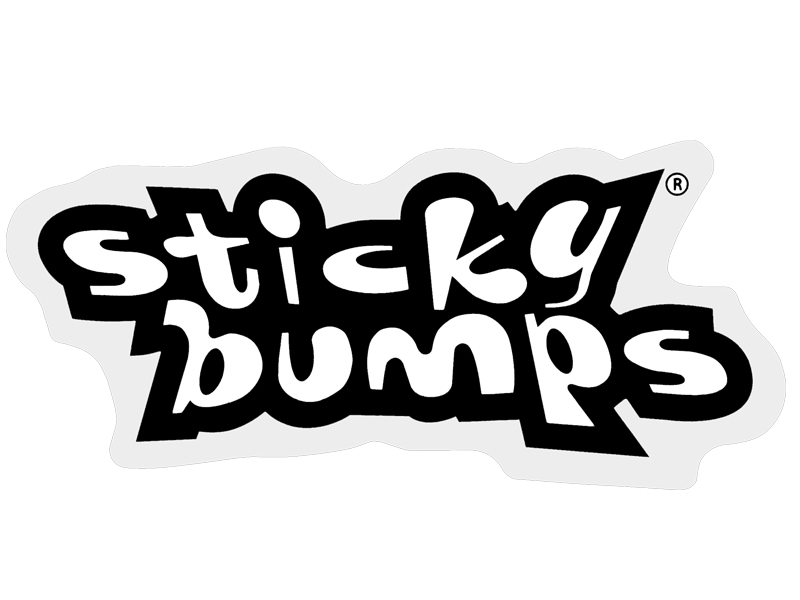 スティッキースティキーバンプス sticky bumps stickybumps sticker seal deck surfing surf skatebo