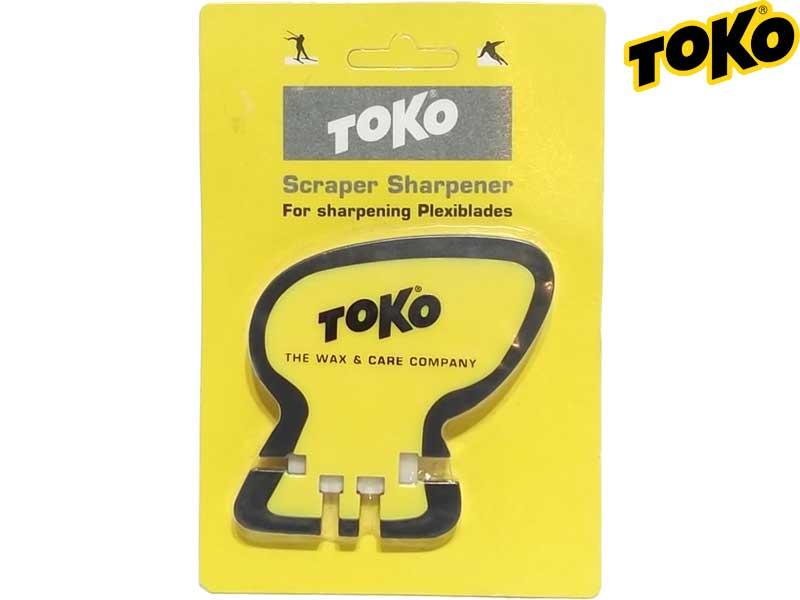 TOKO トコ スクレイパー スクレーパー スクレイパーシャープナー SCRAPER SHARPENER メンテ キット チューンナップ メール便対応