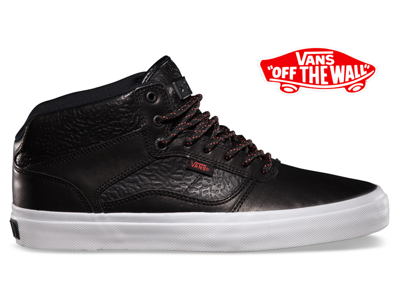 fa1ccb26ad VANS vans vans OTW BEDFORD sneakers Skate Shoes Footwear skateboarding  SKATEBOARD EMBOSS BLACK casual fashion