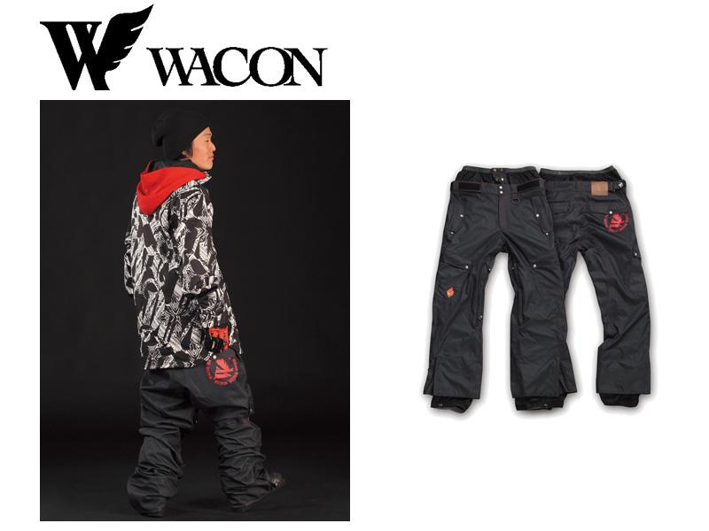 WACON ワコン 和魂 2013-14 DIM 2 スノーウエア スノー パンツ ボトムス スノーボード スノボー SNOWBOARD 送料無料