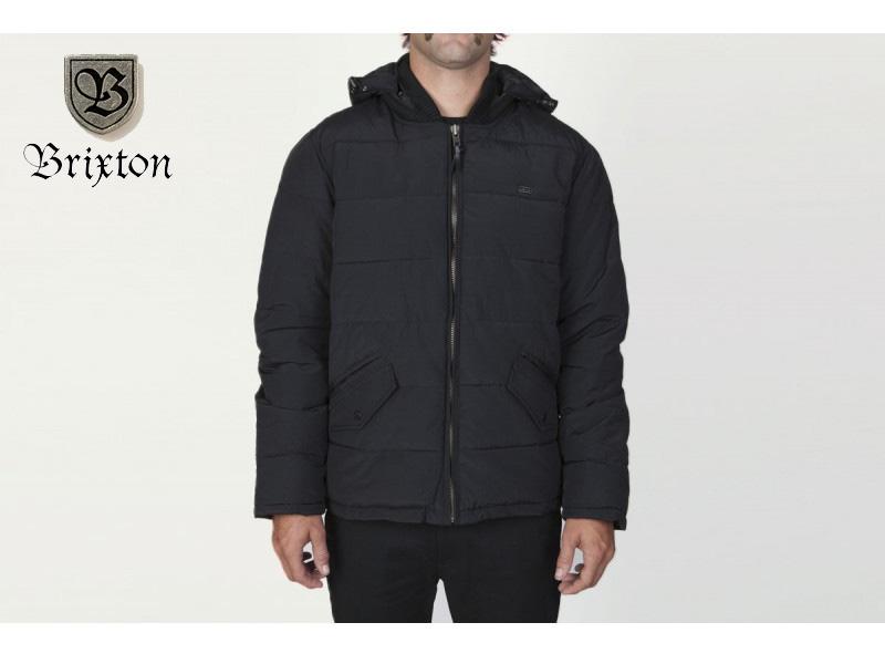 【Brixton(ブリクストン) 】Atlan Jacket メンズ ジャケット 2014 HOLIDAY 中綿 ダウンジャケット