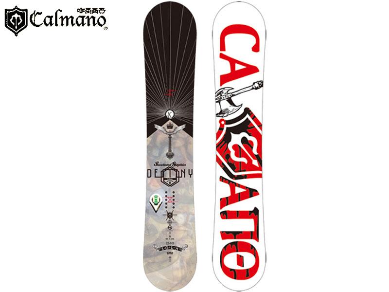 CALMANO カルマノ 加塁眞乃 国産 SOLA ソラ 154 スノーボード ボード 板 スノボ 日本正規品 メーカー保証書付
