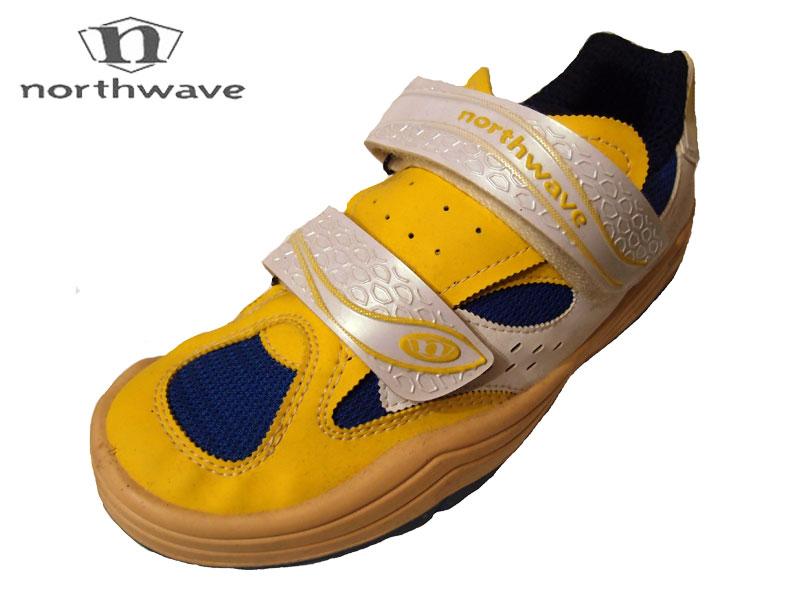 【NORTHWAVE ノースウェーブ】スニーカー 靴 デッドストック FAUSTO BIKE 26cm