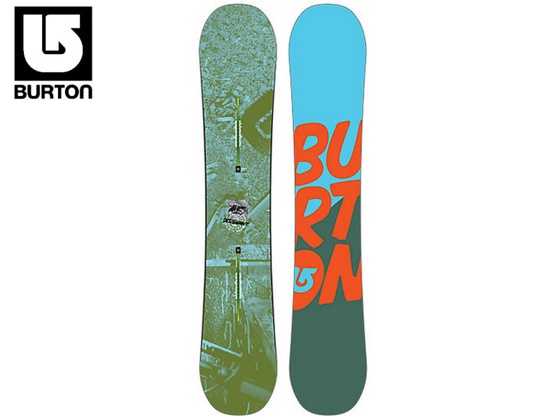 BURTON バートン 2014 2015 14-15スノーボード ボード 板 スノボ 107931010000 DESCENDANT 154日本正規品 メーカー保証書付