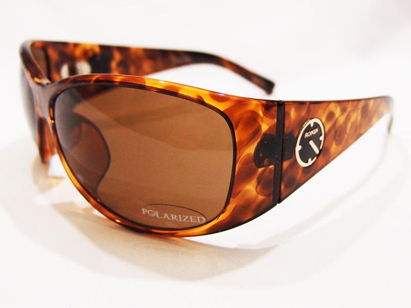ロニン RONIN EYEWEAR ロニンアイウェアー サングラス sunglasses メガネ ブラウンポーラレンズ ブラウンベッコウ サーフィン スケートボード SKATE