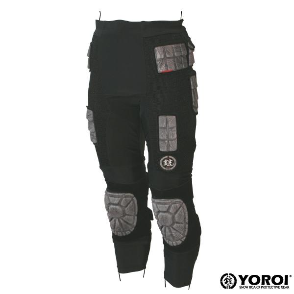 【鎧】【YOROI】【ヨロイ】 雪板 鎧 プロテクター LONG TAITAN HD防具 尻パッド YR425 スノボー スノーボード