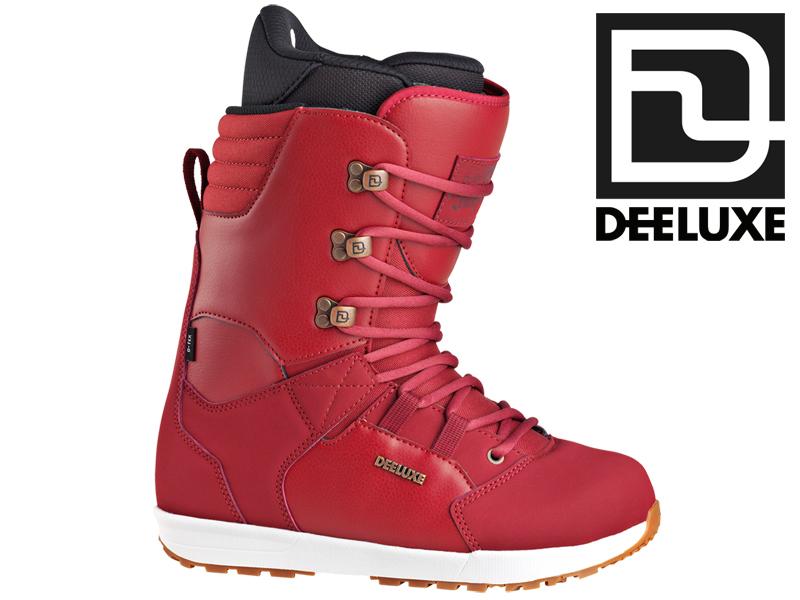 【DEELUXE】ディーラックス INDEPENDENT TFスノーボード ブーツ サーモインナー紐 レメディーソール D-TEX 26.5cmメンズ 男性用 熱成形 16-17 2016-2017