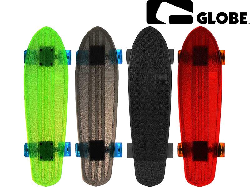 GLOBE グローブ クルーザー サーフ スケート スケート ボード コンプリート 完成品 BANTAM BEACH GLASS skate deck complete