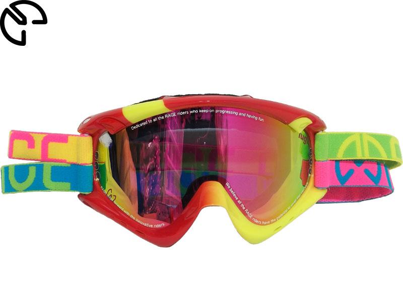 RAGE EYE INTERFACE レイジ アイ インターフェイス RAGEEYEINTERFACE ゴーグル スノーボード スノボー スキー LUG 2WAY BELT SNOW OR DIE