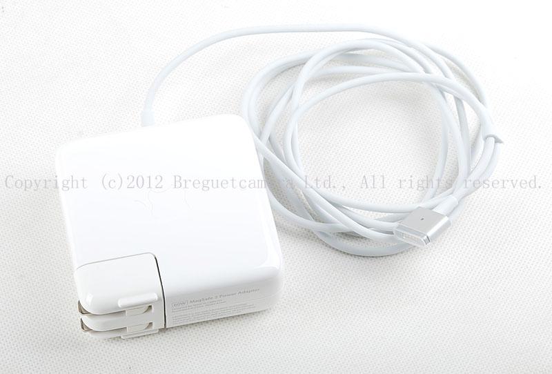 Apple 純正品 MacBook 信用 Pro 対応 マウントMagSafe2送料無料 充電器60W T 春の新作