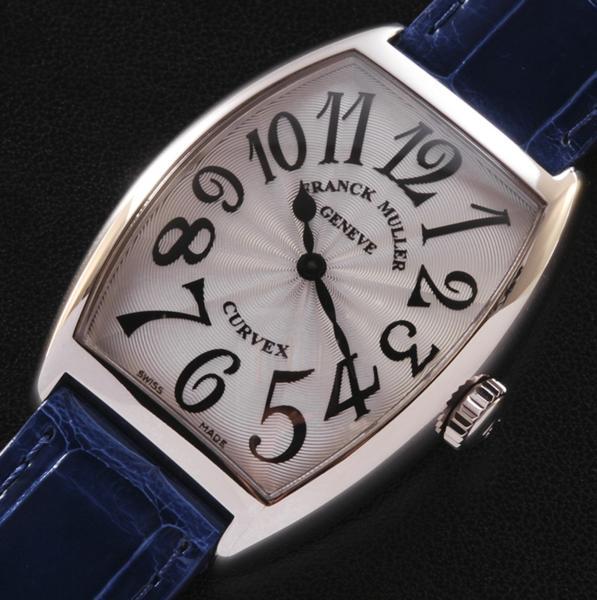 フランクミュラー Master of Complication 2852 QZ 750イエローゴールドXレザーベルト クオーツ腕時計
