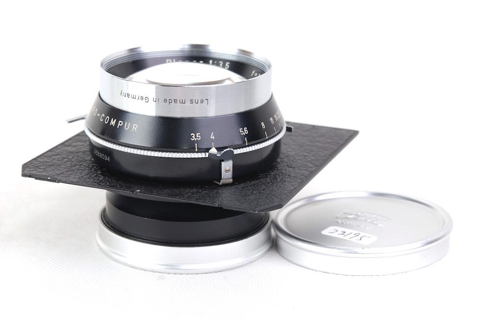 新版 【美品】Linhof/リンホフ Carl F3.5 zeiss planar 135mm planar F3.5 Technika Technika/テクニカ/テクニカ 4x5大判カメラ用レンズ#jp22195, 三次市:10e44885 --- esef.localized.me