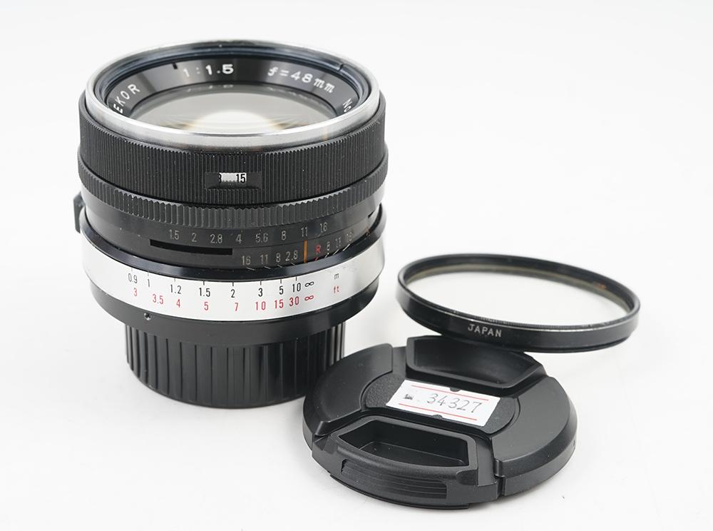美品 Mamiya マミヤ Super deluxe レンズ#34327 セール品 改ライカMマウント 安心の実績 高価 買取 強化中 48mm sekor F1.5