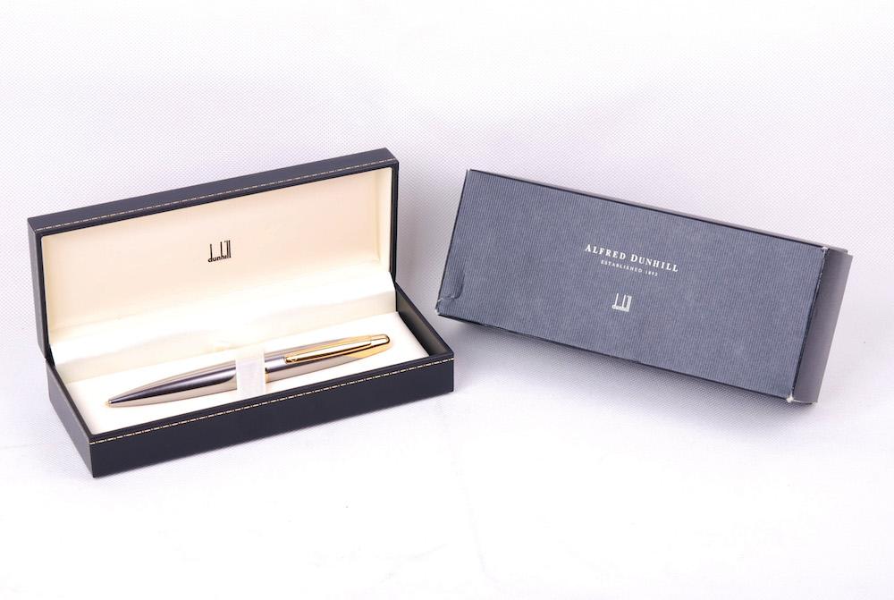 【新品】Dunhill/ダンヒル AD2000シルーズ 0.9mm シルバー鉛筆#jp20869
