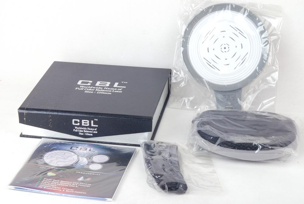 【ホワイトバランス最適化に必要】韓国産CBL 110mm,プロなデジタルホワイトバランス必要 【正規日本貨】#jpCBL