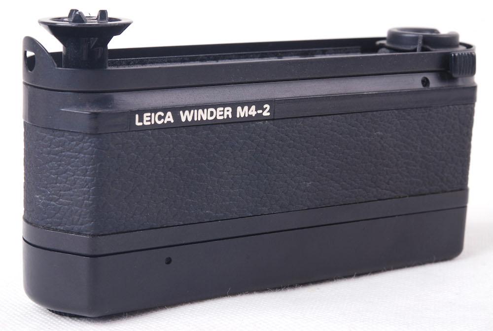 【特価美品】Leica/ライカ Winder M4-P ブラック電動フィルム巻きモーター 14402 14403 for md-2/m4-2/m4-p/m6などに適用#jp20688