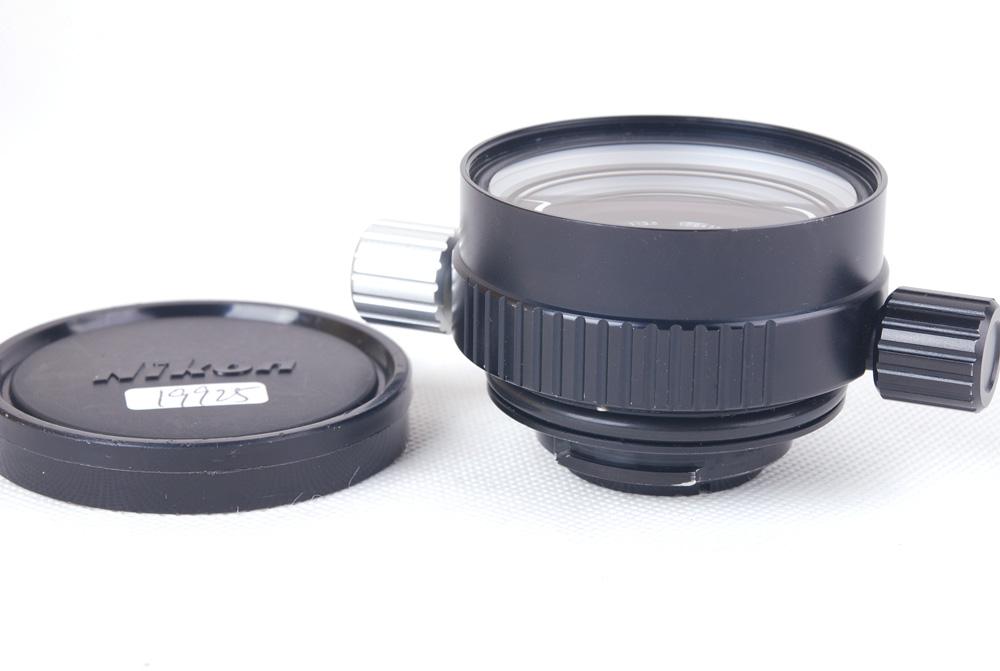 【美品】NIKON/ニコン UW-nikkor 28/3.5レンズ ダイビングカメラに適用 #jp19925