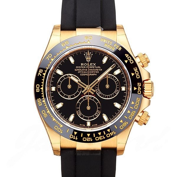 【全新】ROLEX 116518LN コスモグラフデイトナシリーズm116518ln-0035腕時計 #HKRX06