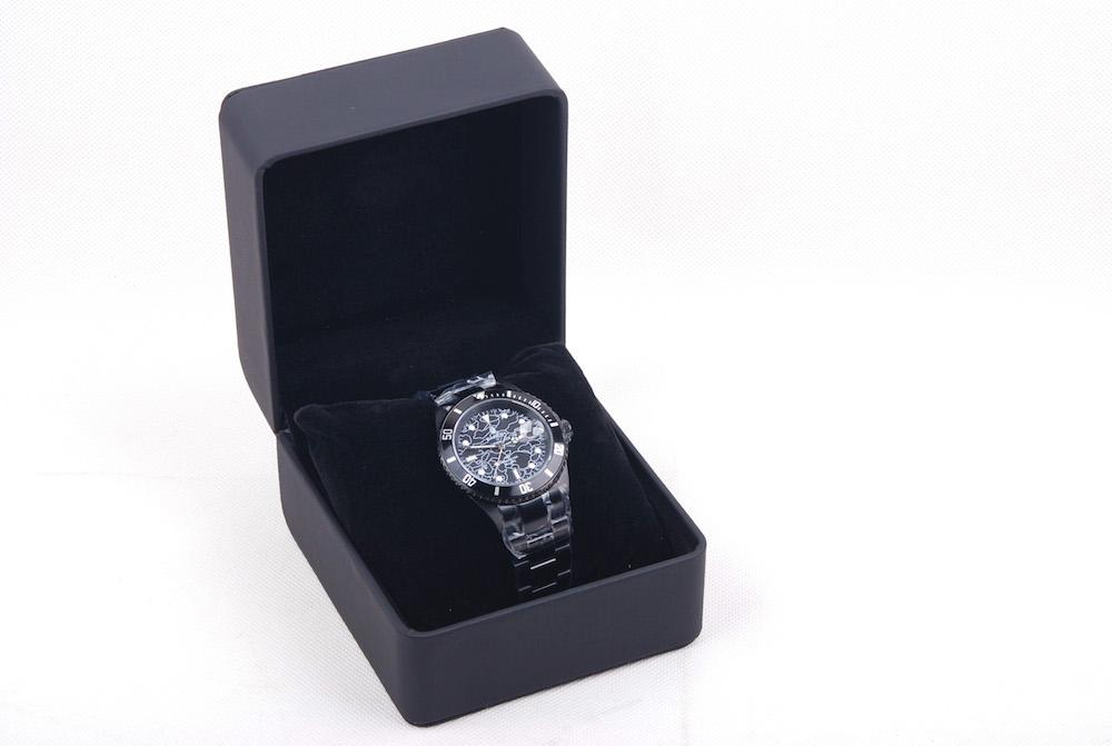 【新同品】A BATHING APE/ア・ベイシング・エイプ Bapex T001シリーズ 40mm 自動巻き 腕時計#jp21318