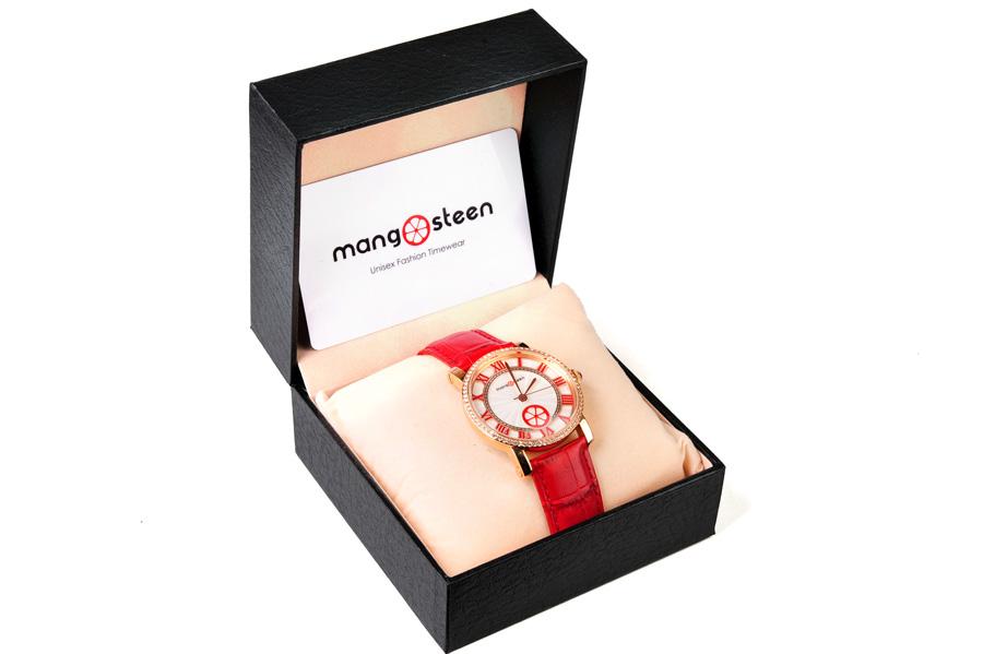 【新品】Mangosteen/マンゴスチン MS504シリーズ 韓流 クォーツ腕時計#MS504