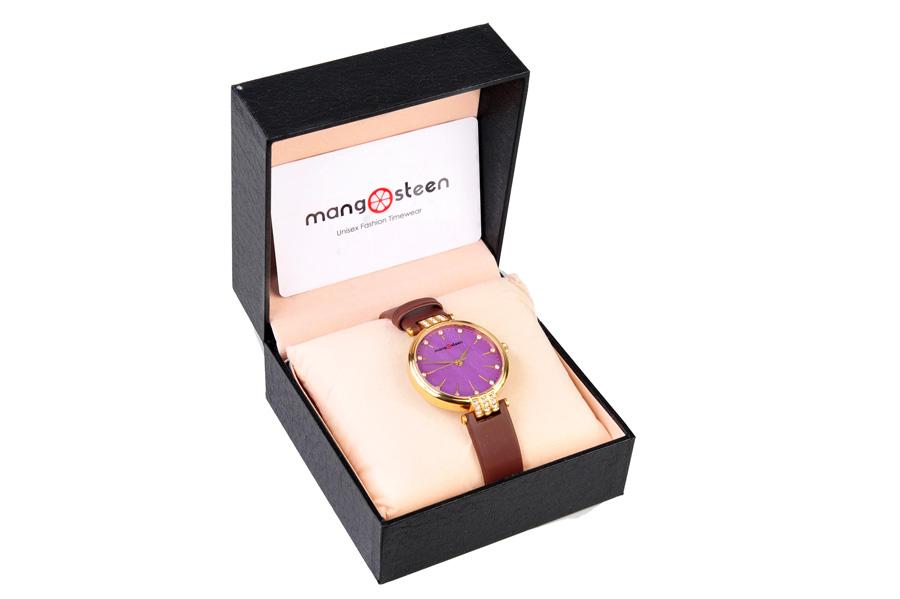 【新品】Mangosteen/マンゴスチン MS505 シリーズ 韓流 クォーツ腕時計#MS505