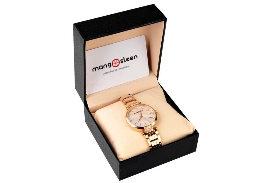 【新品】Mangosteen/マンゴスチン MS506 シリーズ 韓流 クォーツ腕時計#MS506