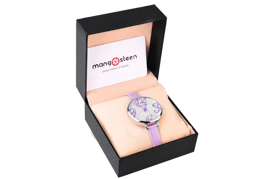 【新品】Mangosteen/マンゴスチン MS517 シリーズ 韓流 クォーツ腕時計#MS517