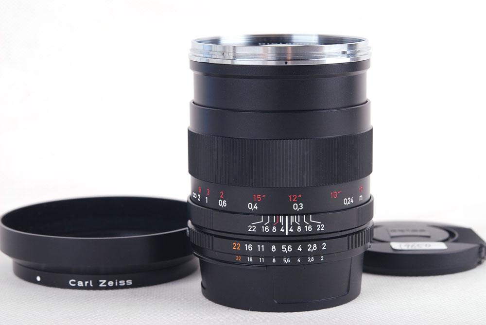 ツァイスCarl Zeiss Distagon T* 28mm f2 ZF.2 Nikon D850 D5 適用