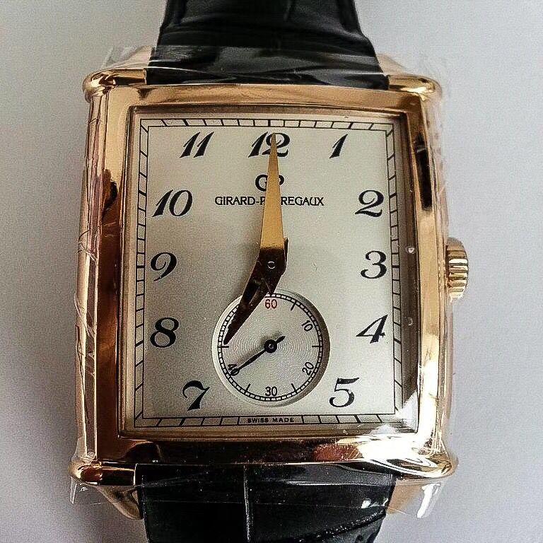 【全新】Girard Perregaux/ジラール・ペルゴ 25880-52-721-BB6A 腕時計 #GP136