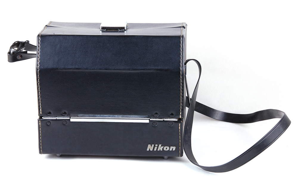 Nikonニコン カメラ ブラック 革ケース バック