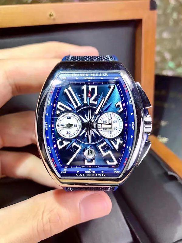 激安新品フランク・ミュラー ヴァンガード ヨッティング V45CCDT YACHTING 新品 メンズ 腕時計
