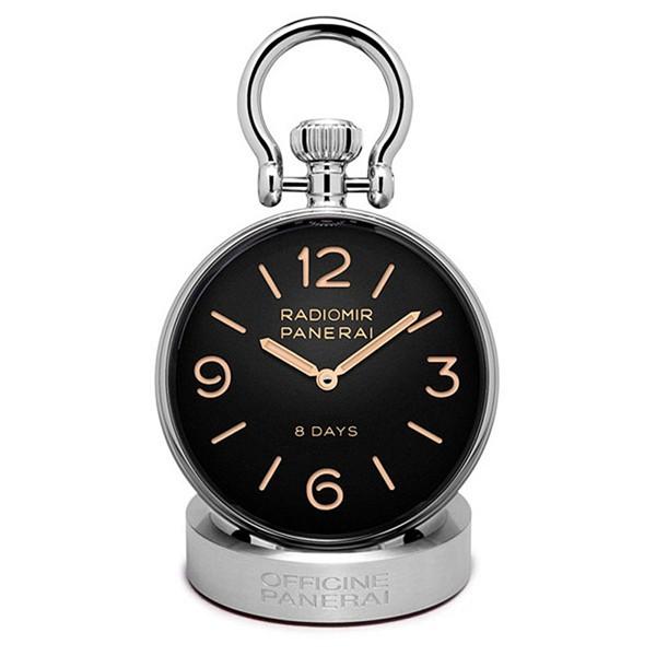 ★美品★Paneraiパネライ テーブルクロック PAM00581 手巻式 メンズ 腕時計