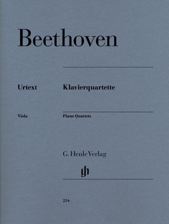 14時までに決済を完了したご注文は当日出荷いたします 輸入楽譜 アンサンブル 四重奏 カルテット 安心の実績 商舗 高価 買取 強化中 ベートーヴェン:ピアノ四重奏曲集 Quartet 1-3 WoO.36 Op.16