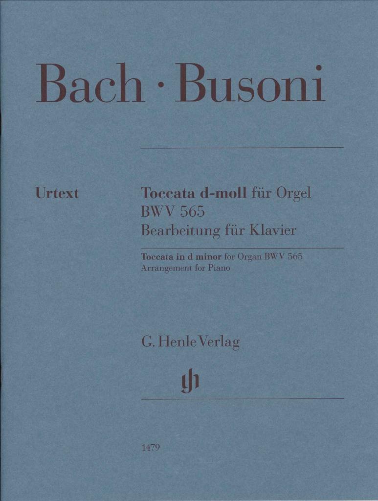 14時までに決済を完了したご注文は当日出荷いたします 輸入楽譜 ピアノ バッハ ブゾーニ:トッカータ 今だけスーパーセール限定 ニ短調 565 ピアノ独奏編曲 激安通販販売 BWV