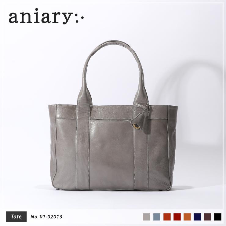 【新色 2019 S/S】【aniary|アニアリ】Antique Leather アンティークレザー 牛革 Tote トートバッグ 01-02013 メンズ [送料無料]